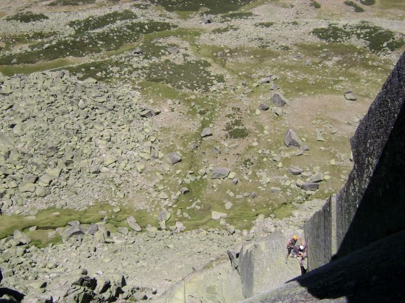 Escalada en Roca,