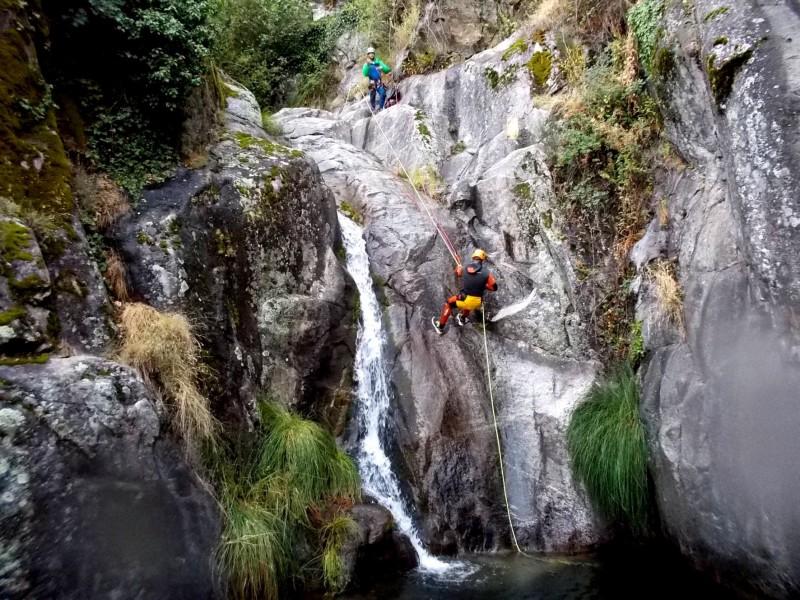 descenso de barrancos extremadura la vera jerte hurdes aventura naturaleza origen