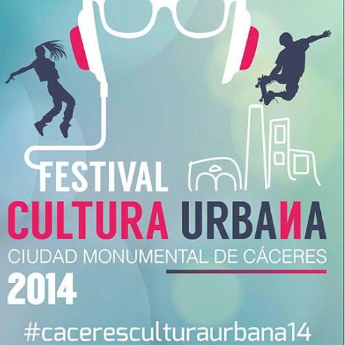 festival cultura urbana cartel recortado caceres origen deporte naturaleza turismo aventura ecoturismo